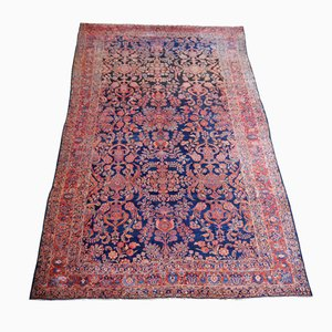 Large Middle Eastern Oversized Palace Rug, 1910s