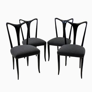 Mid-Century Dining Chairs by Ulrich, Set of 4