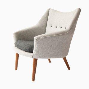 Dänischer Sessel von Kurt Ostervig für Rolschau Mobler, 1958