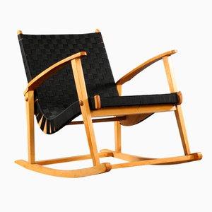 Czech Rocking Chair, 1950s