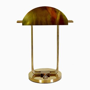 Bauhaus Exposition Paris Table Lamp by Marcel Breuer, 1925