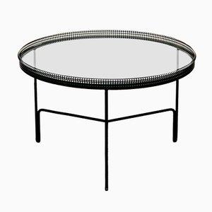 Table Basse en Métal par Mathieu Matégot, France, 1950s