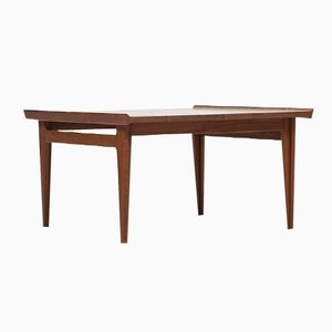 Danish 533 Teak Coffee Table by Finn Juhl for France & Søn, 1959