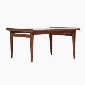 Danish 533 Teak Coffee Table by Finn Juhl for France & Søn, 1959