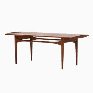 Danish Teak FD503 Coffee Table by Tove & Edvard Kindt-Larsen for France & Daverkosen, 1950s