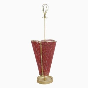 Lacquered Umbrella Stand, 1950s