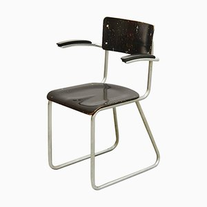 Dutch Bauhaus Chair, 1930s