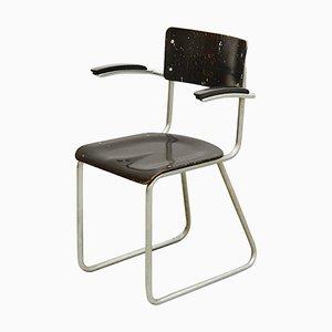 Dutch Bauhaus Chair, 1930s