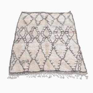 Vintage Moroccan Berber Carpet