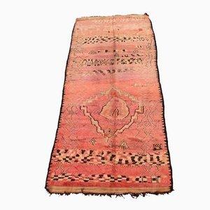 Mid-Century Moroccan Chiadma Carpet