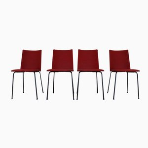 Dutch Kitchen Chairs by Hein Salomonsen for AP Originals, 1960, Set of 4