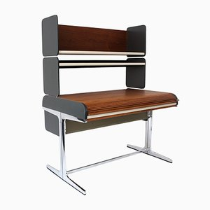 Tall Action Office Desk by George Nelson for Herman Miller, 1964