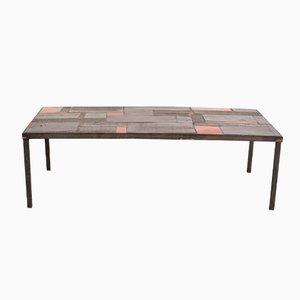 Table Basse par Pia Manu pour Amphora, 1960s