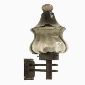 Lámpara de exterior escandinava, años 70