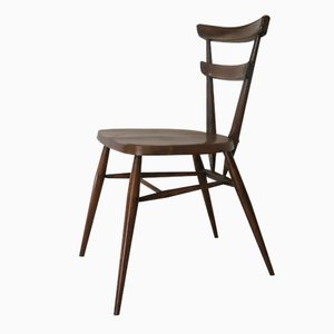 Mid-Century Stackable Chair by Lucian Ercolani for Ercol
