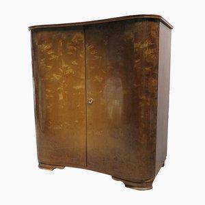 Deutsches Vintage Sideboard mit Zwei Türen