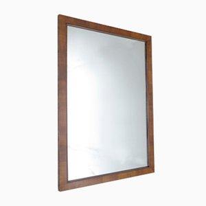 Espejo alemán Art Déco grande