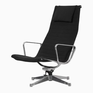 Fauteuil EA 124 par Charles and Ray Eames de Herman Miller, 1958