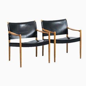 Fauteuils Premiär par Per-Olof Scotte pour Ikea, Set de 2