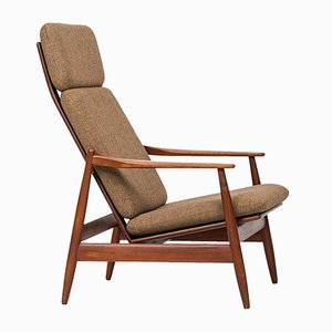 Modell 340 Armlehnstuhl von Poul Volther für Frem Røjle