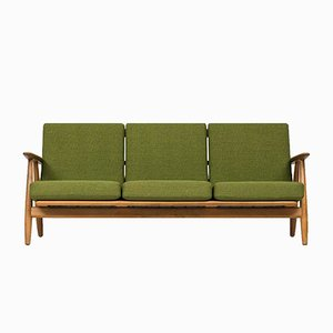 Danish GE-240 Sofa by Hans J. Wegner for Getama, 1950s