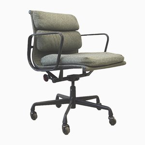 American EA217 Aluminum Office Chair by Charles & Ray Eames for Herman Miller, 1950s