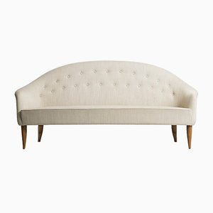 Light Beige Paradiset Sofa by Kerstin Hörlin-Holmquist for Nordiska Kompaniet