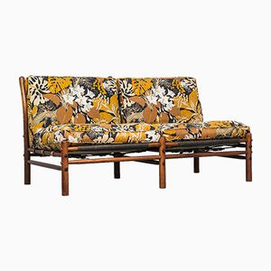 Floral Ilona Sofa by Arne Norell for Arne Norell AB