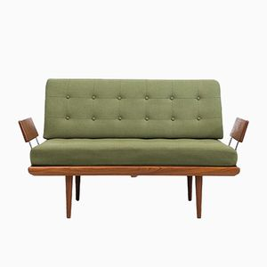 Minerva Sofa by Peter Hvidt & Orla Mølgaard-Nielsen for France & Daverkosen