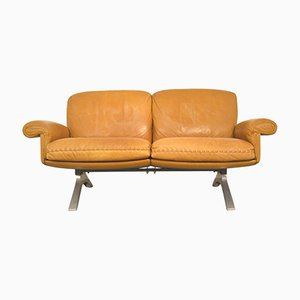 Vintage Swiss DS 31 Two-Seater Sofa from de Sede, 1970s