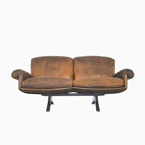 Swiss Vintage DS 31 Two-Seater Sofa from de Sede, 1970s