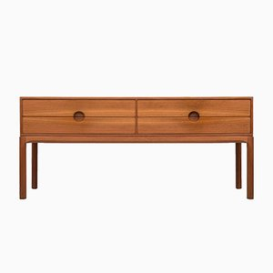Mid-Century Teak Model 394 Sideboard by Aksel Kjersgaard for Odder