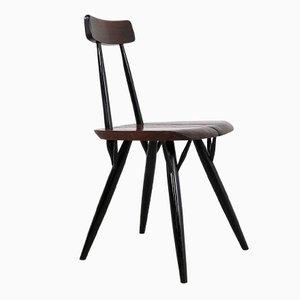 Pirrka Chair by Ilmari Tapiovaara for Laukaan Puu, 1955