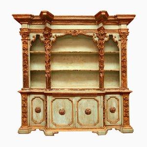 Italienischer Regalschrank, 1800er