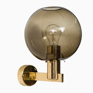 Model V-305 Globe Sconce by Hans-Agne Jakobsson for AB Markaryd, 1950s