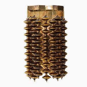Swedish Mid-Century V-258 / Estrella Wall Lamp by Hans-Agne Jakobsson