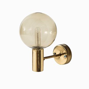 Swedish Mid-Century V-149 Wall Lamp by Hans-Agne Jakobsson