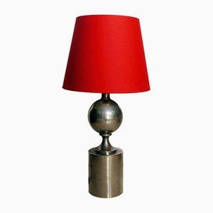 Französische Tischlampe von Philippe Barbier