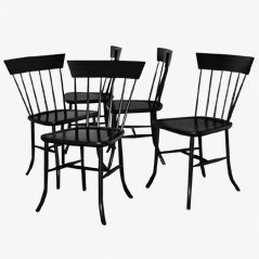Settler Dining Chairs by Tomas Sandell for All In Wood, 1965, Set of 6