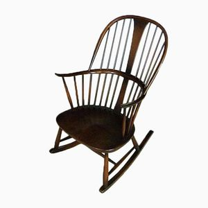 Windsor Chairmakers Rocker by Lucian Ercolani for Ercol