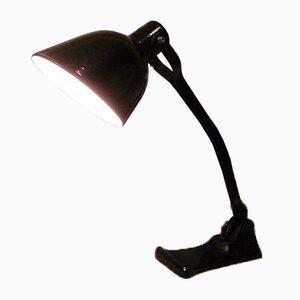 Lámpara de escritorio de taller industrial de ALY, años 20
