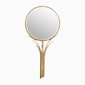 Schwedischer Art Deco Spiegel von Ivar Ålenius Björk für Ystad