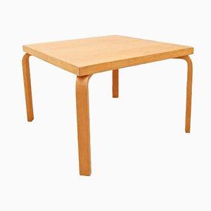 Tavolo da pranzo di Alvar Aalto per Artek, Finlandia, anni '60