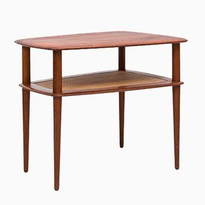 Table d'Appoint Minerva par Peter Hvidt & Orla Mølgaard-Nielsen pour France & Søn, Danemark, 1950s