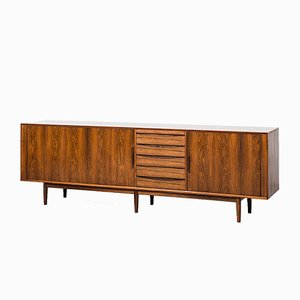 Danish Model 76 Sideboard by Arne Vodder for Sibast, 1950s