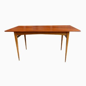 Mid-Century Danish Modern Teak Coffee Table, 1960s