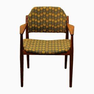 Sedia 462 vintage in palissandro di Arne Vodder per Sibast