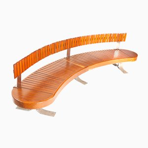 Bench from Carlo Hauner, 1970s