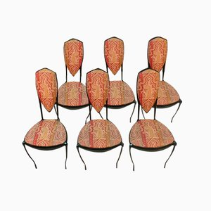Chaises St James par Mark Brazier-Jones pour The Study London, 1995, Set de 6