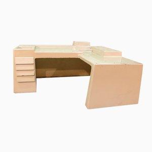 Schreibtisch von Vittorio Introini für Saporiti, 1969
